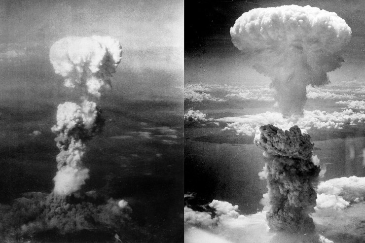6 and 9 August 2016: 71st Anniversary of the atomic bombings of Hiroshima and Nagasaki. A message